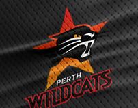 Perth Wildcats Concept Art