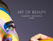 Harvey Nichols Art of Beauty