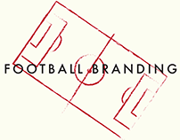 Assorted Football Branding Concepts