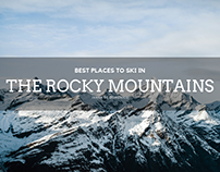 Best Places to Ski in the Rocky Mountains