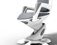 chair Porsche