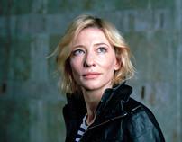 Cate Blanchett shoot
