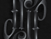 Flip Group Branding Ambigram