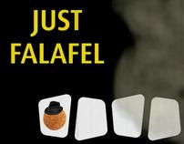 The name is Falafel ... Just Falafel