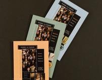 Series of School-to-Career Brochures