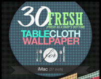 30 Fresh TableCloth Wallpaper for iMac 27 inch