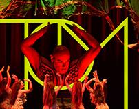 TOM I Theatre Website & Social Media