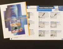 Brochure/Mini-Catalog for Health Care/Surgical Products
