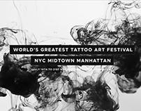 Tattoo Art Festival NYC 2019