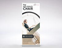 The azbi Chair Roll up