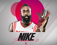 James Harden : Nike Signature Shoes