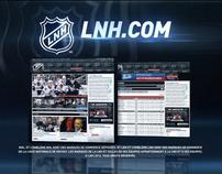 NHL.COM International Spots