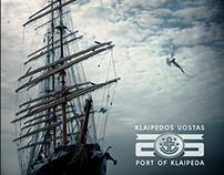 Port of Klaipeda 25 years branding