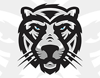 [Logo Design] Tiger Mascot Speedart