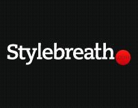 Stylebreath. Logo & Website Development