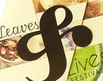 Leaves & Lives Festival