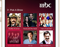 MBC Middle East Talent Engagement App (Spec)