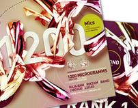1200 Microgramms