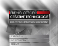 Citroën Creative Technology - Concurso CMD 2010