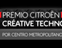 Citroën Creative Technology - Concurso CMD 2009