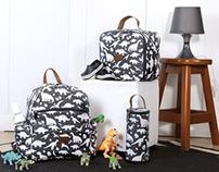 Estampa Dino - Coleção 2012 Master Bag Baby