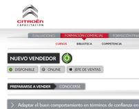 Citroën Capacitación - Curso Nuevo Vendedor
