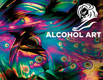 Alcohol Art