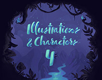 Illustrations & Characters 4