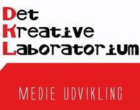Visuel identitet - Det Kreative Laboratorium - 2011