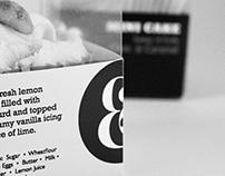 Ampersand Packaging Design