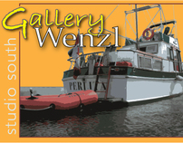 Gallery Wenzl website