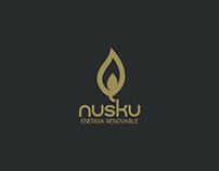 Nusku - BRANDING / DESARROLLO DE MARCA