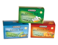 Bigelow Tea Packaging