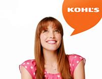 KOHL'S SPRING ADS