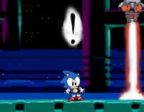 Sonic- Goin' Chibi