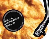 Festival de Musica  Electronica Criolla
