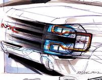 GM Exterior Lighting Design