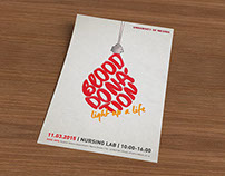 Blood Donation Campaign Flyer