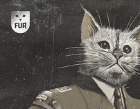 Neo Communist April Fools Cat Propaganda
