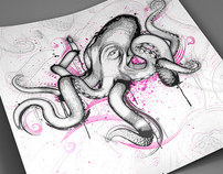 InkR - Print Design