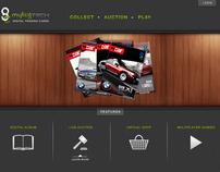 mytcg Technologies Web UI