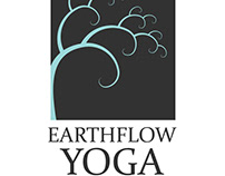 Earthflow Yoga Branding