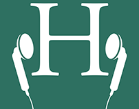 The Huffington Post Podcasts Branding