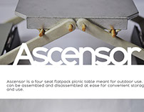 Ascensor- Manufacturing Processes