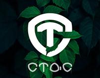 Logo presentation. Visual identity