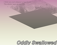 Oddly Swallowed Poster Design