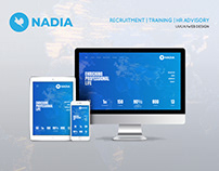 Nadia Global Web Design