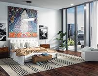 Penthouse Loft Interior