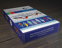 Packaging for frozen fish