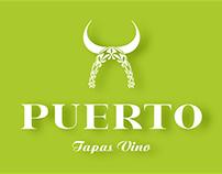 Spanish Restaurant Home Page design